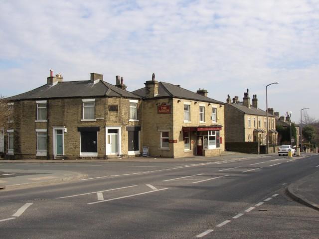 Halifax Road / Waterloo Road junction