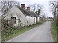 C3608 : Cottage at Gortavea by Kenneth  Allen