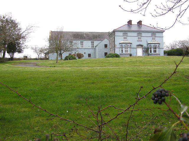 The Manse, St Johnston, County Donegal