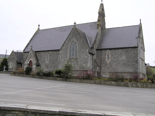 St Baithin's Church RC Church, County Donegal