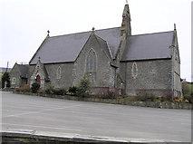 C3409 : St Baithin's Church RC Church, County Donegal by Kenneth  Allen