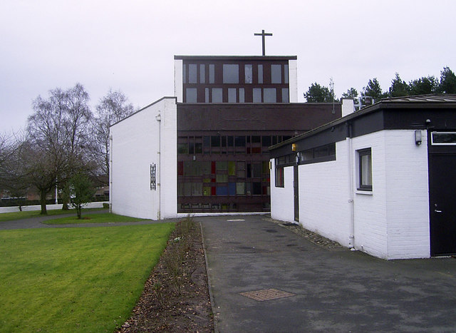 St. Paul's Catholic Church, Glenrothes