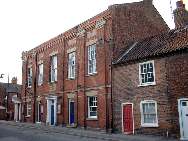 The Assembly Rooms, Barton-Upon-Humber