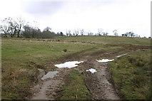 NY6614 : Towards High Plain, Drybeck Moor by Bob Jenkins