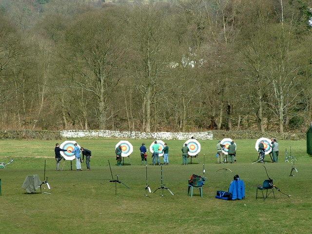 White Rose Archery Club, Hebden Bridge