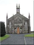 H6257 : Ballygawley Church of Ireland by Kenneth  Allen