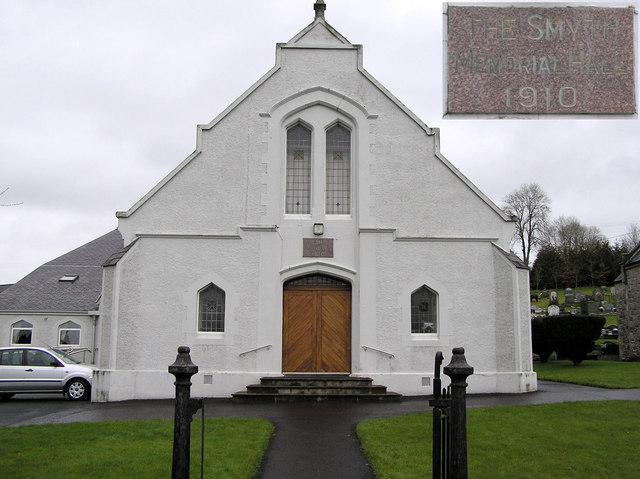 The Smyth Memorial Hall, Ballygawley, Co. Tyrone