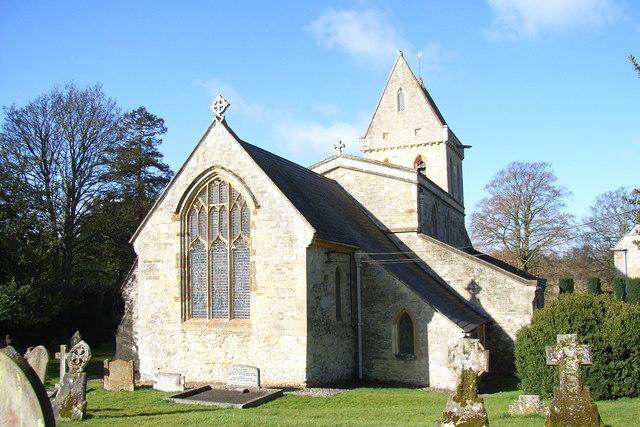 St Mary's, Turweston