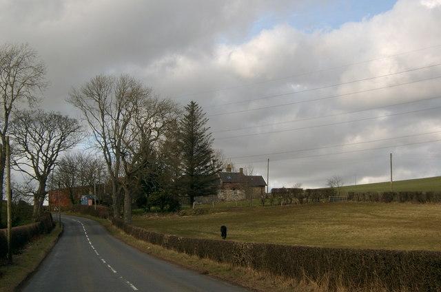 Schaw Farm, Ayrshire
