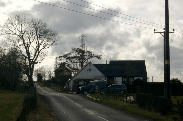Gibston Cottage, Ayrshire