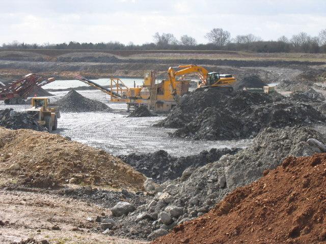 Crushing Cornbrash, Cotswold Community Land