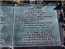 SM8003 : Mill Bay plaque - Welsh by Dara Jasumani