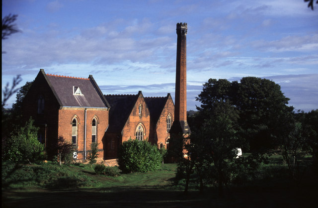 Snarestone Pumping station