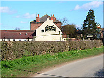 SE3293 : New Inn, Thrintoft by Oliver Dixon