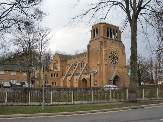 Church of the Holy Angels