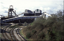 SJ9712 : Littleton Colliery by Chris Allen