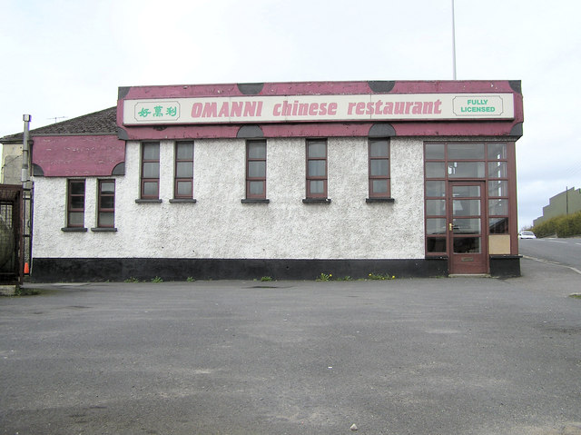 OMANNI chinese restaurant, Omagh by Kenneth  Allen