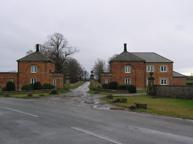 West Lodges : Halnaby Hall