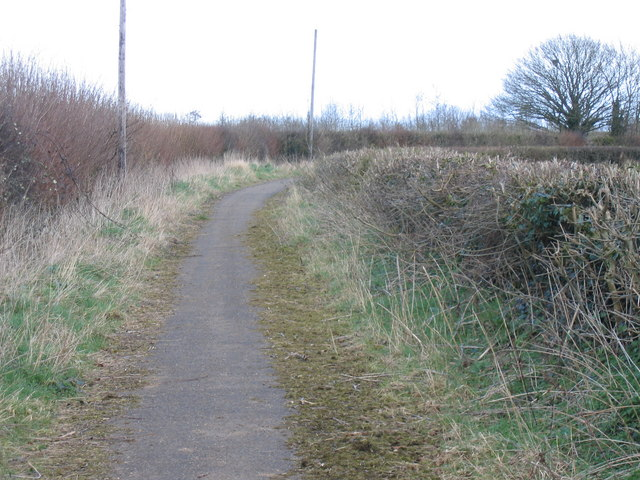 Lane near Preston