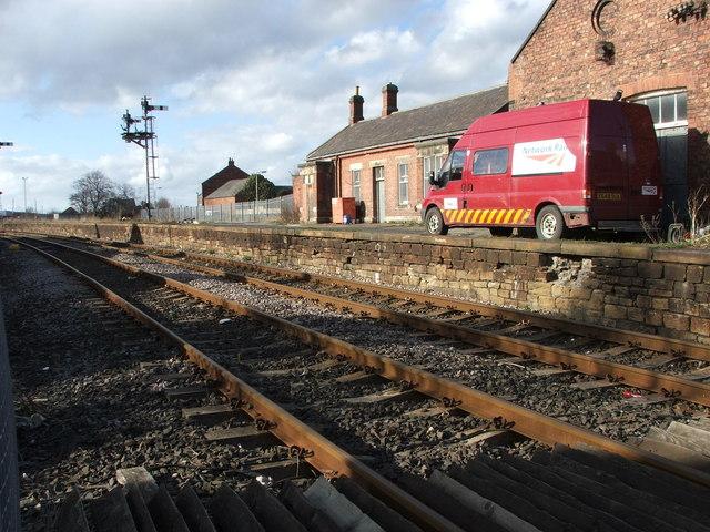 Disused Railway Station