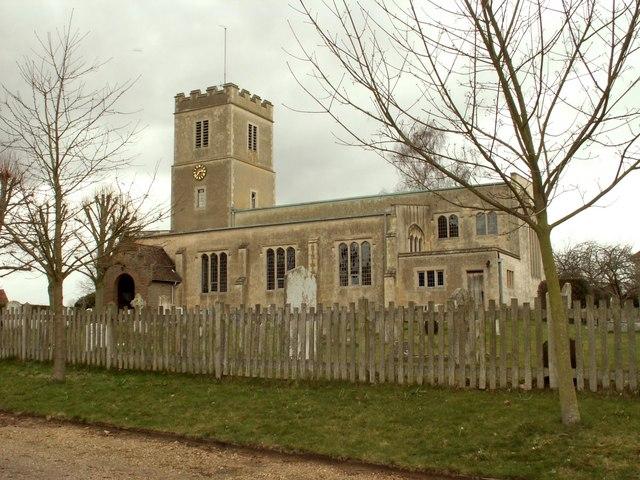 St. Peter & St. Paul's church, Little Horkesley, Essex