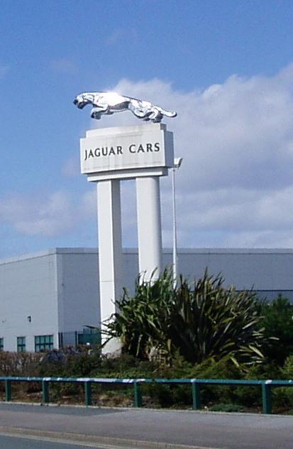 Jaguar Halewood