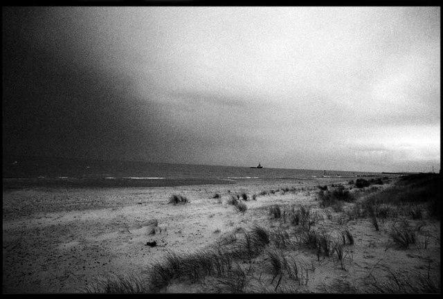 South Denes Coastline