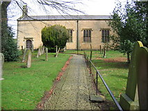 SE9182 : St. Stephen's Church, Snainton by Stephen Horncastle