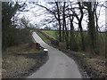 NZ2220 : Ling Bridge : Houghton  Lane by Hugh Mortimer