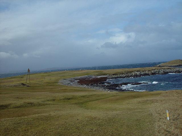 Easter Netlar, Whalsay, Shetland