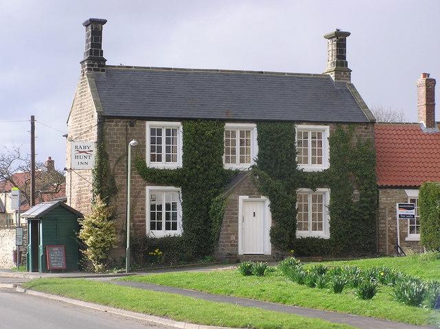 Raby Hunt Inn