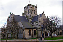 TA2609 : Church of St. James, Grimsby by David Wright
