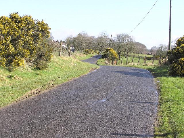 Road at Mullaghslin