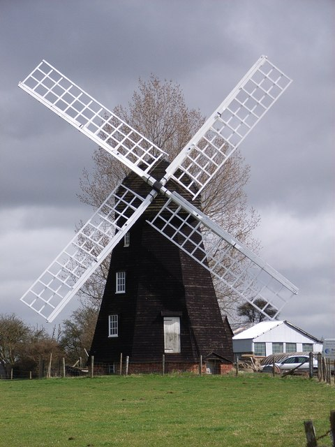Smock Mill, Lacey Green