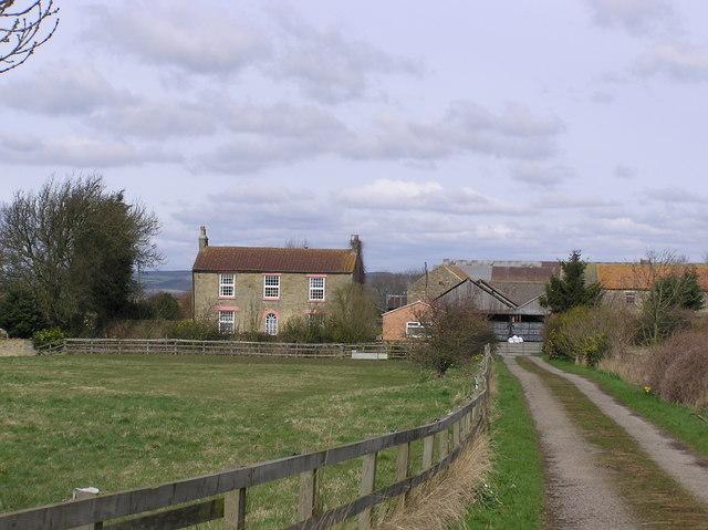 Barforth  Grange