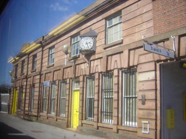 Edge Hill Station, Liverpool