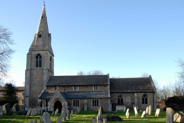 St Margaret's Church, Old Fletton, Peterborough