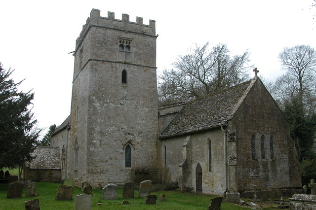 St Nicholas Church, Oddington