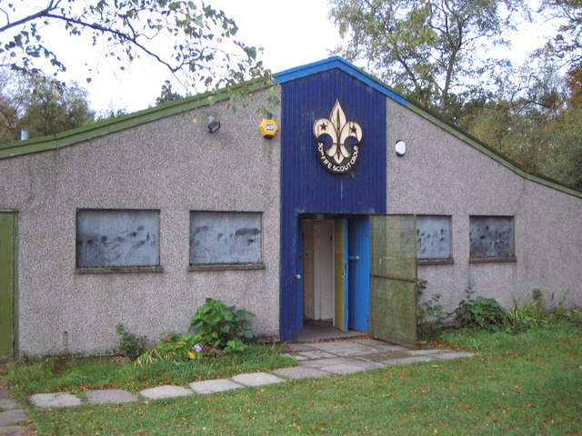 50th Fife Scout Hall (Glenrothes)
