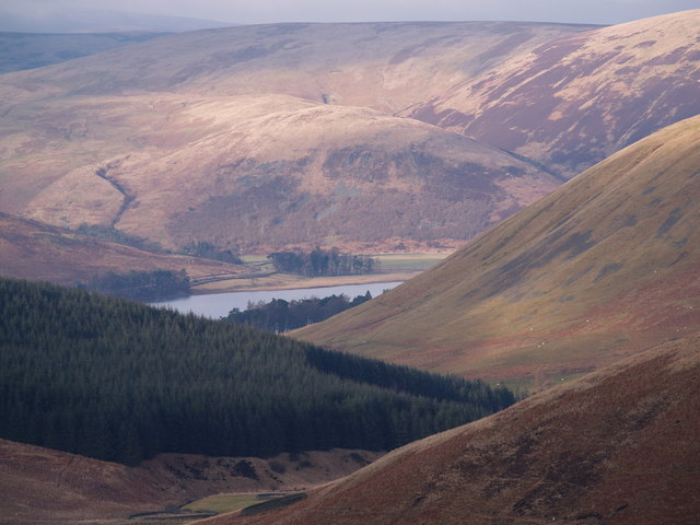 Cappercleuch and Capperlaw
