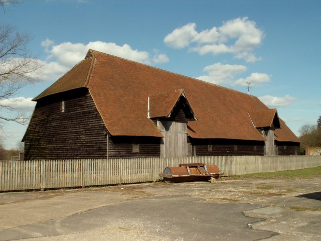 Prior's Hall Barn, Widdington, Essex