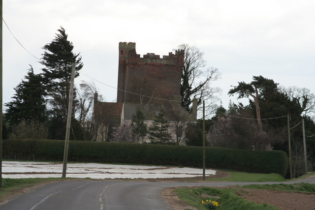 The Rochford Tower, Boston, Lincs