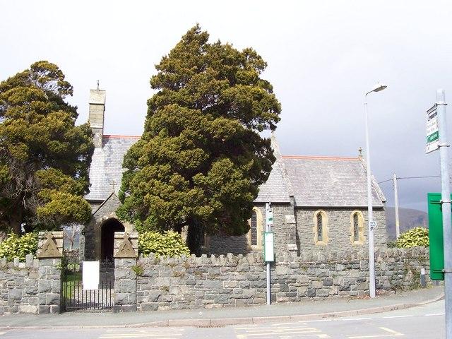 Bryncrug Church