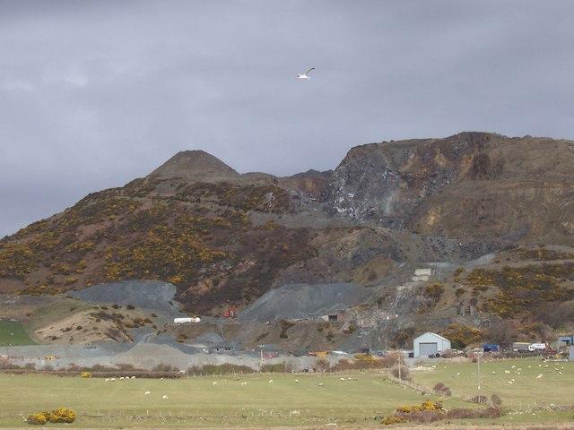 Tonfanau Quarry