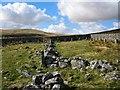 SX6480 : The Scotch Sheepfold - Dartmoor by Richard Knights