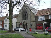 NZ2715 : Methodist Church : Cockerton Green, dated  1874 by Hugh Mortimer