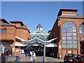 SJ4692 : Prescot Shopping Centre by Sue Adair
