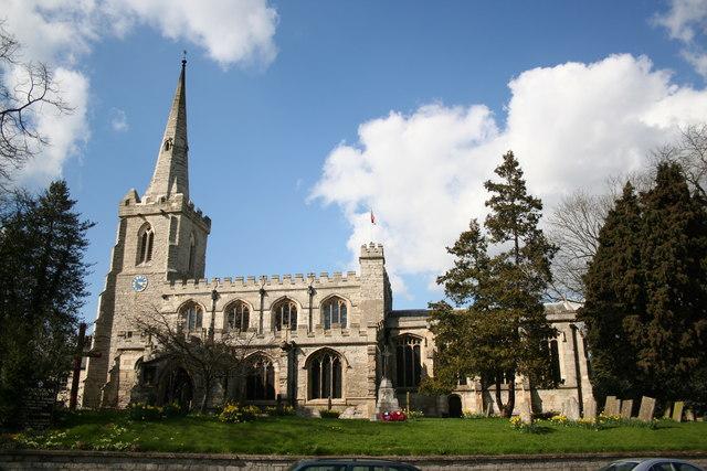St.Nicholas' church, Tuxford