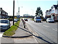NZ3037 : Durham Road, Bowburn by Oliver Dixon