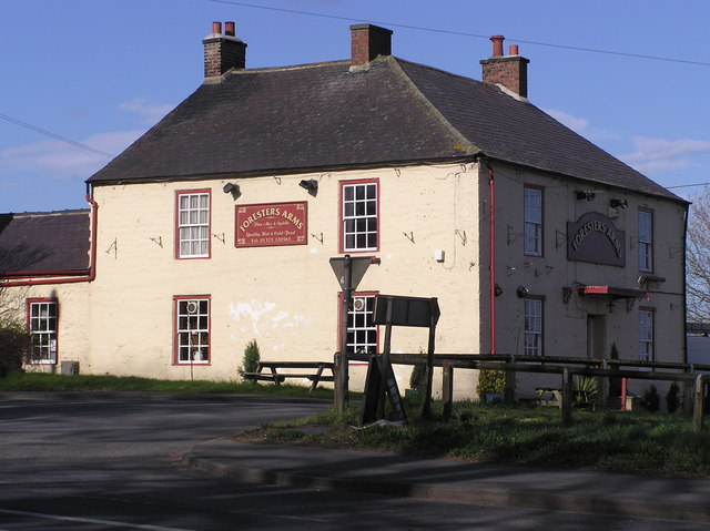 Foresters Arms :  Coatham Mundeville